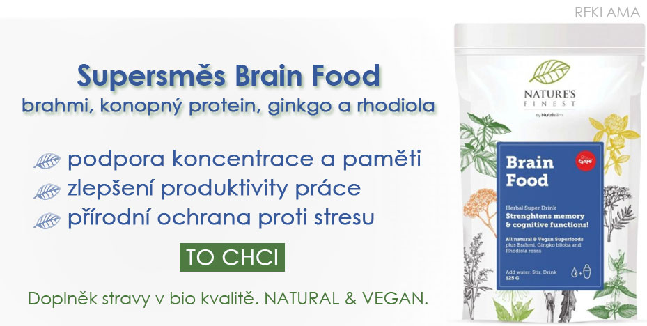 Supersměs Brain Food